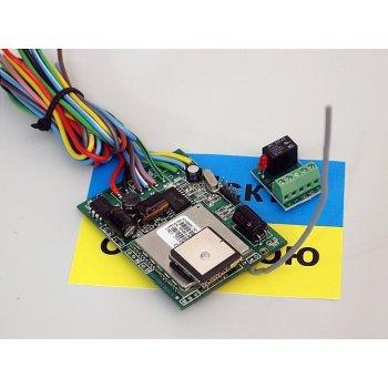 GSM контроллер подвижных объектов