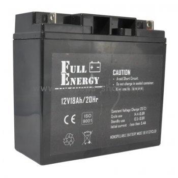 Аккумулятор 18Ah/12В «FEP-1218»
