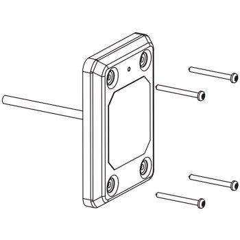 «U-Prox SL steel» Универсальный антивандальный считыватель