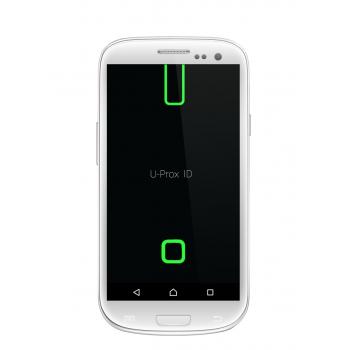 «U-Prox BLE ID» Мобильный ID ключ