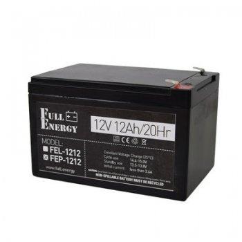 Аккумулятор 12Ah/12В «FEP-1212»