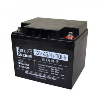 Аккумулятор 45Ah/12В «FEP-1245»
