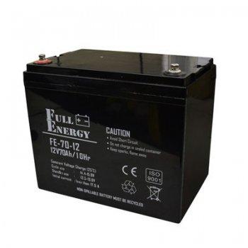 Аккумулятор 70Ah/12В «FEP-1270»